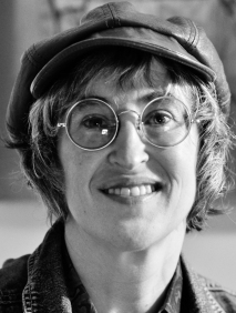 Karen Eisenbrey (bw)