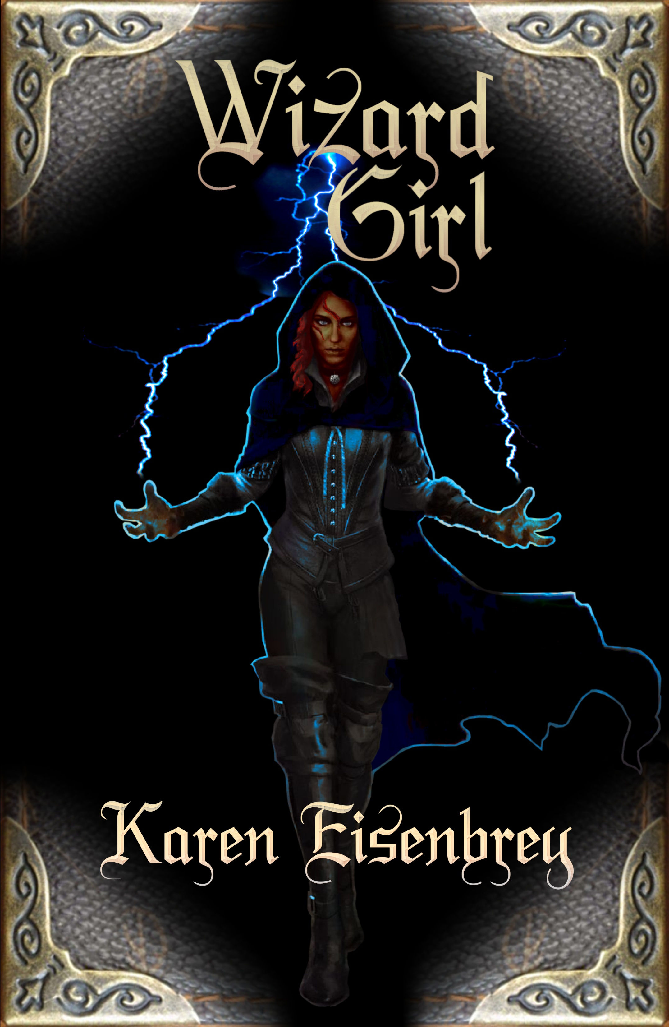 Wizard Girl cover image