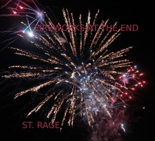 Fireworks at the End cover